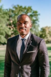 Dr. Ty-Ron Douglas Bermuda November 2020