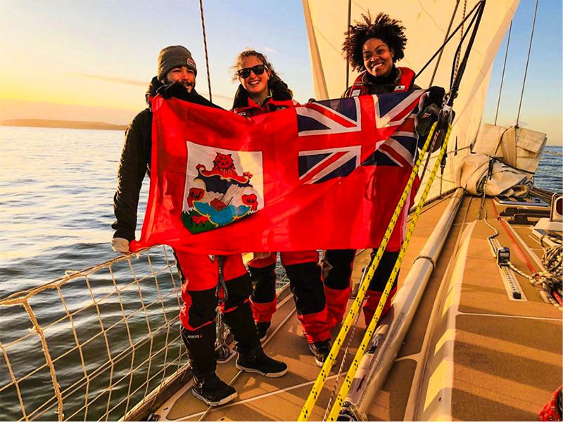 Endeavour Maritime Cohorts Bermuda Nov 2020 1