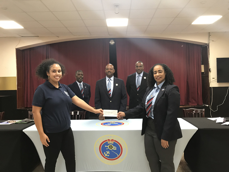 Ex-Artillerymen's Association Bermuda Nov 2020