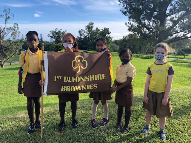 First Devonshire Brownie Reading Initiative Bermuda Nov 2020 5