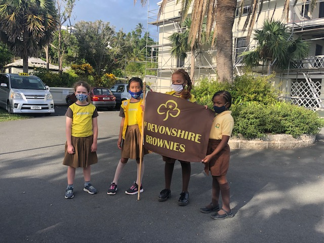 First Devonshire Brownie Reading Initiative Bermuda Nov 2020 7
