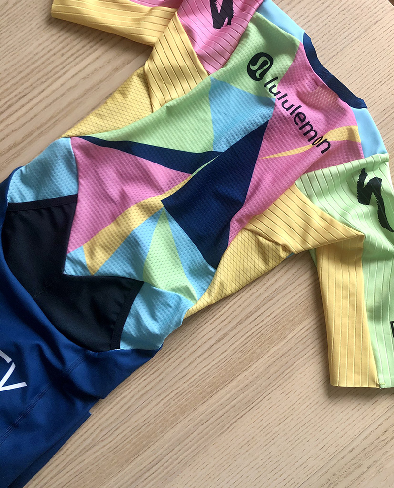 Flora Duffy Race Suits Bermuda November 2020 2
