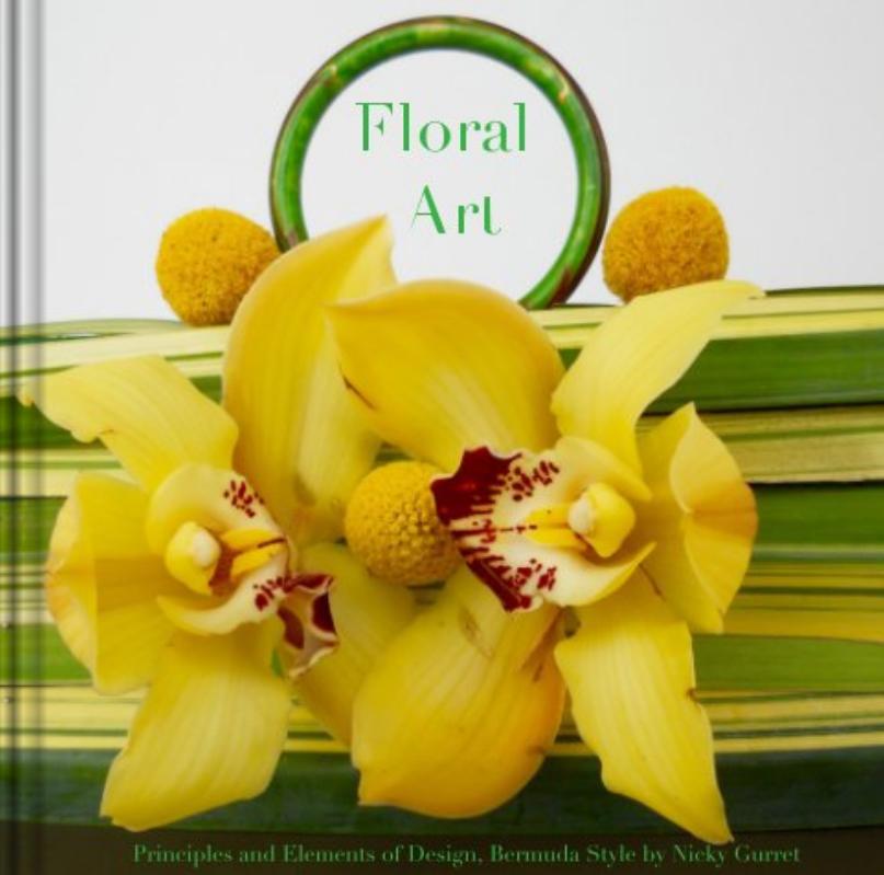 Floral Art Bermuda Nov 8 2020