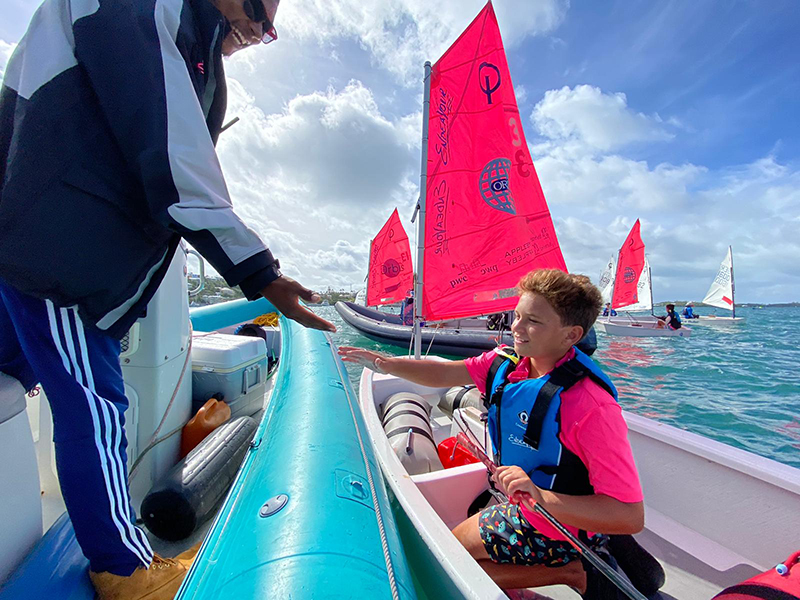 Green Fleet 2020 Bermuda November 2020 6