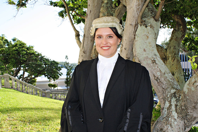 Hailey Edwards Bermuda Nov 9 2020