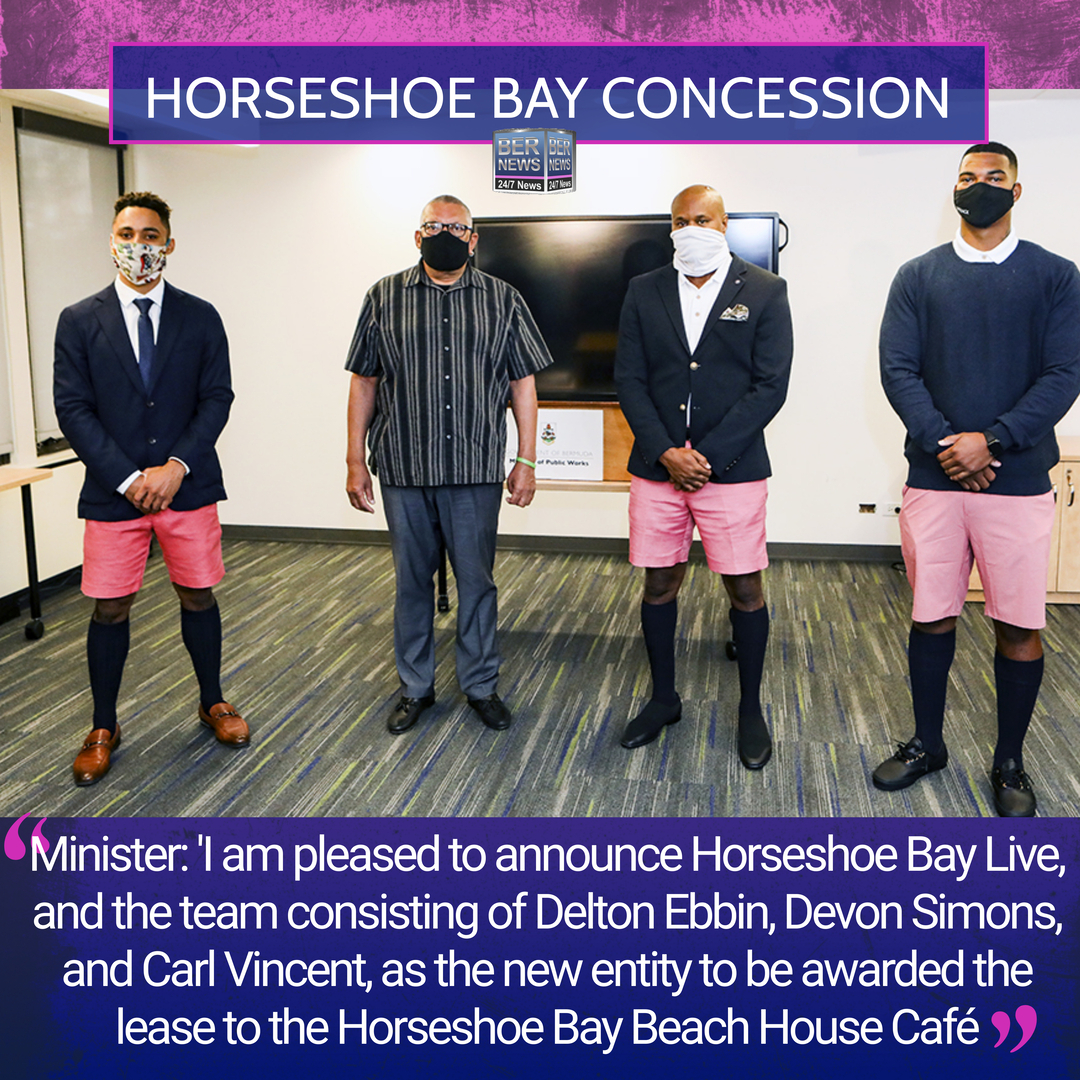 Horseshoe Bay graphic Nov 26 2020