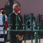JM Remembrance Day Bermuda 2020 ceremony wreaths (1)