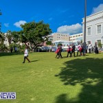JM Remembrance Day Bermuda 2020 ceremony wreaths (10)