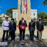JM Remembrance Day Bermuda 2020 ceremony wreaths (15)