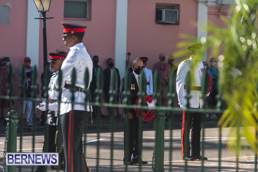 JM-Remembrance-Day-Bermuda-2020-ceremony-wreaths-33