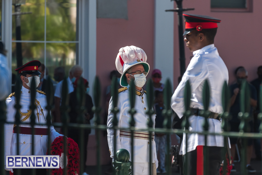 JM-Remembrance-Day-Bermuda-2020-ceremony-wreaths-34