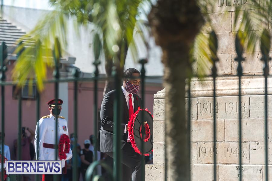 JM-Remembrance-Day-Bermuda-2020-ceremony-wreaths-39