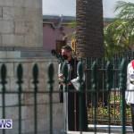 JM Remembrance Day Bermuda 2020 ceremony wreaths (4)