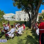 JM Remembrance Day Bermuda 2020 ceremony wreaths (8)