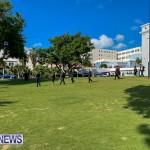 JM Remembrance Day Bermuda 2020 ceremony wreaths (9)