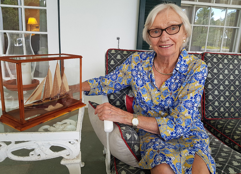 Mrs Bitten Dill Bermuda Nov 2020