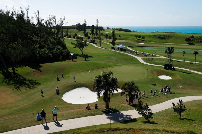 Bermuda Championship - Round Two