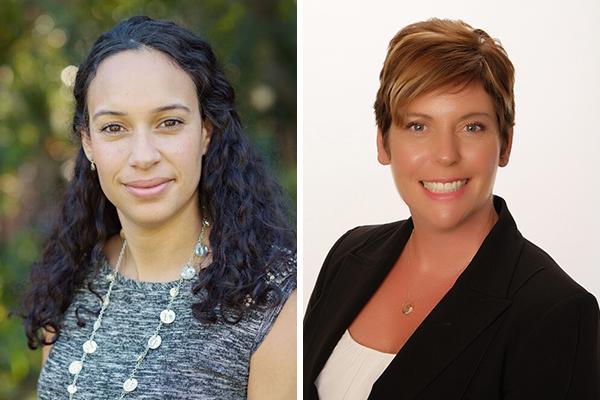 Sara Schroter & Michelle Cardwell Bermuda Nov 2020