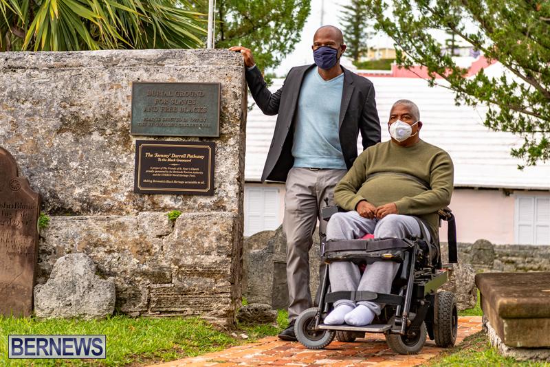 St Peters Grave Access Bermuda Nov 2020 (7)