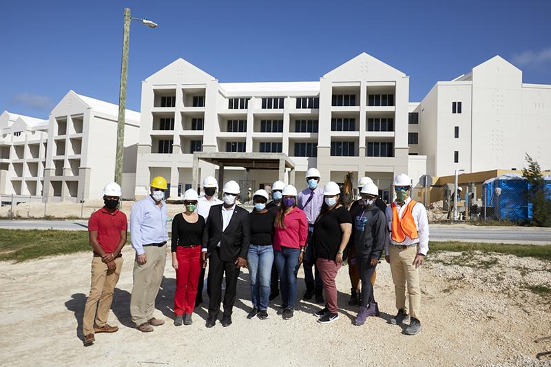 St. Regis Resort Site Bermuda November 2020 3