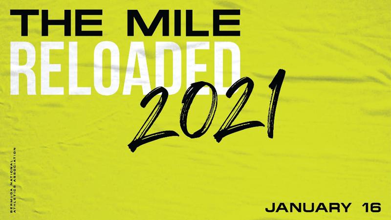 The Mile Reloaded 2021 Bermuda Nov 2020
