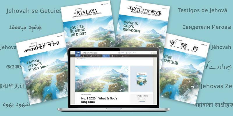 What Is God's Kingdom Magazine Bermuda Nov 2020