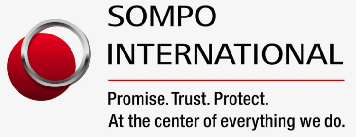 "sompo ""Promise. Trust. Protect. At the center of everything we do"