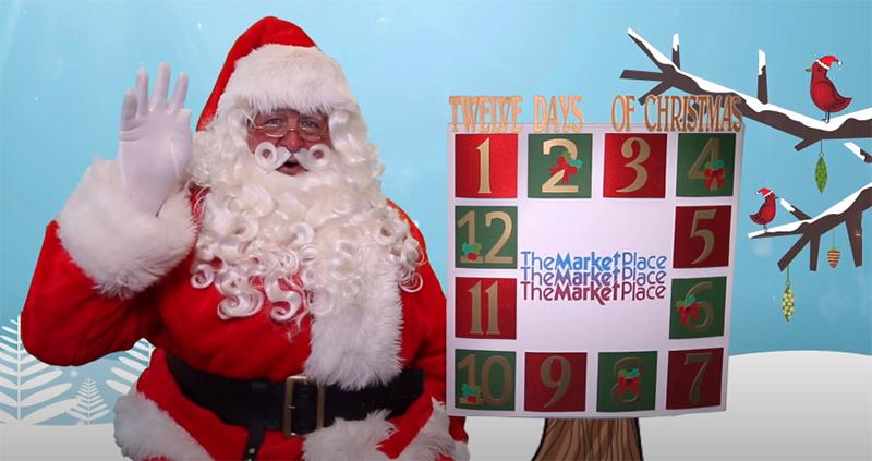 12 Days of Christmas Bermuda Dec 10 2020