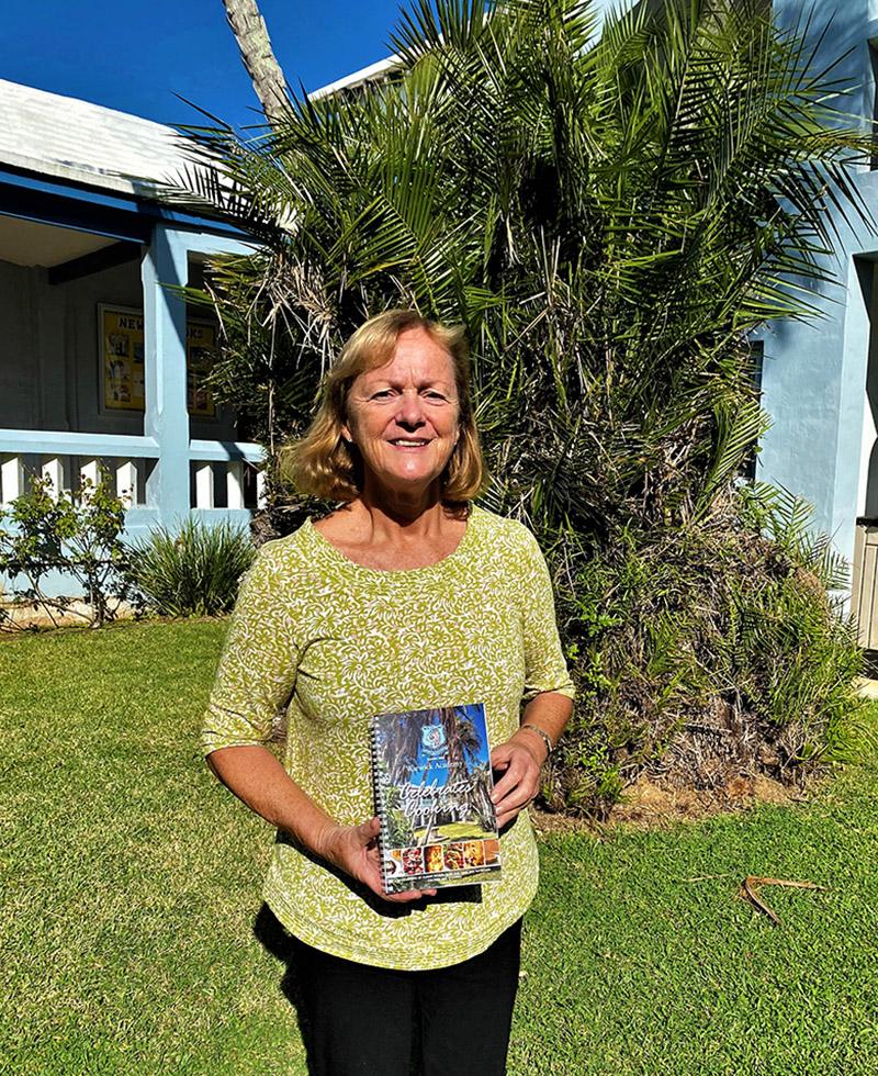Anne Coakley Bermuda Dec 2020