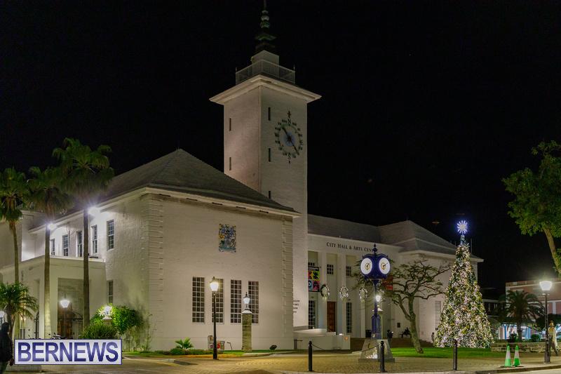 Bermuda Christmas Lights Decorations Hamilton Area 2020 DF 11