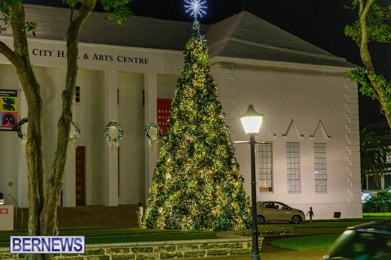 Bermuda Christmas Lights Decorations Hamilton Area 2020 DF 12