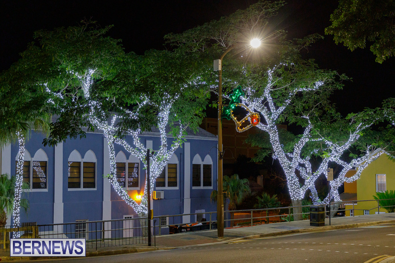 Bermuda Christmas Lights Decorations Hamilton Area 2020 DF 14