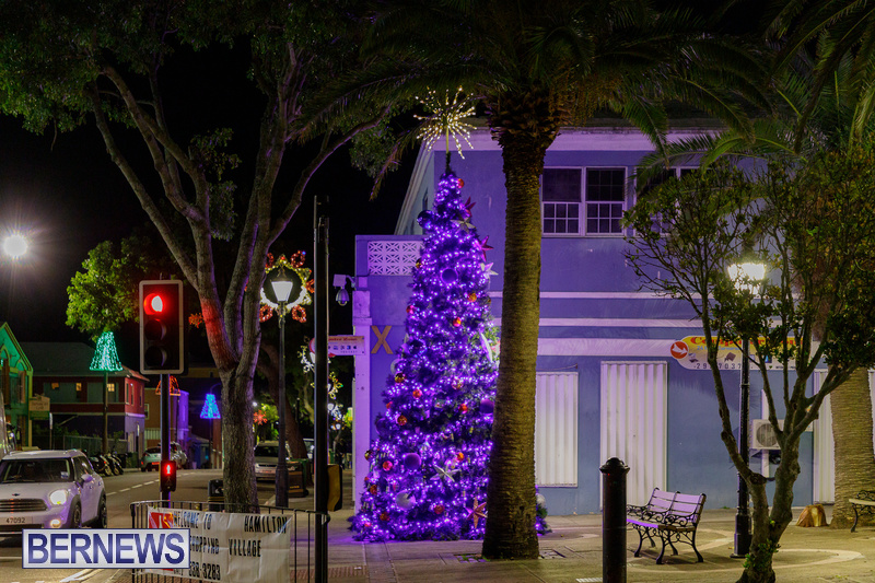 Bermuda Christmas Lights Decorations Hamilton Area 2020 DF 15