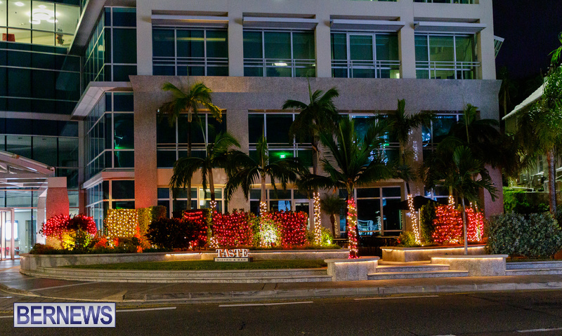 Bermuda Christmas Lights Decorations Hamilton Area 2020 DF 2