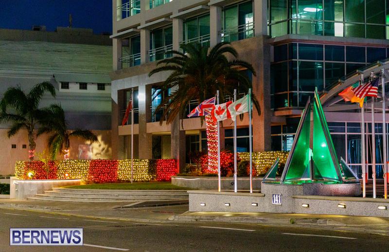 Bermuda Christmas Lights Decorations Hamilton Area 2020 DF 3