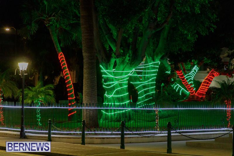 Bermuda Christmas Lights Decorations Hamilton Area 2020 DF 4