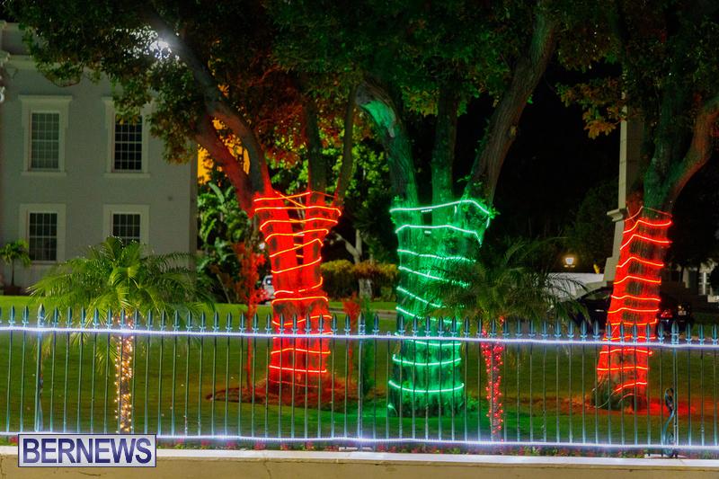 Bermuda Christmas Lights Decorations Hamilton Area 2020 DF 5