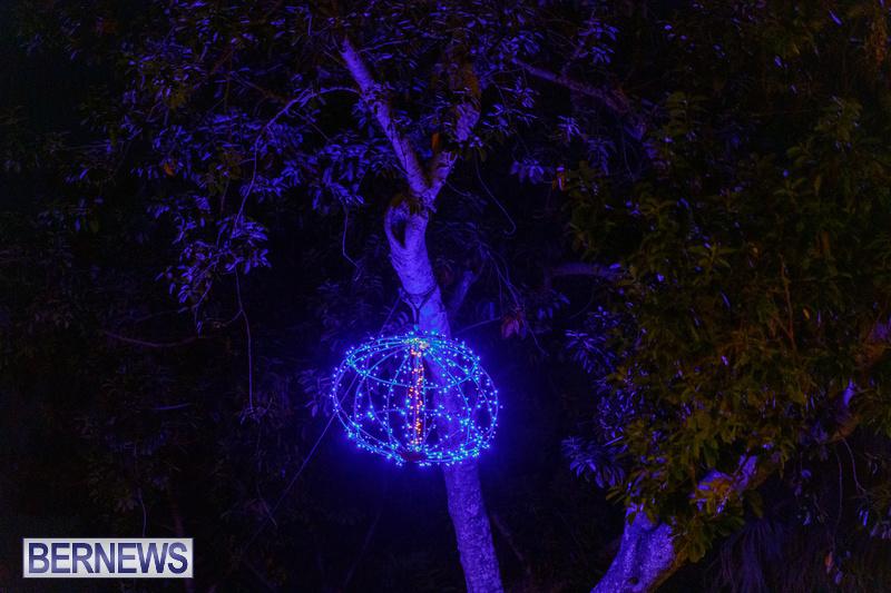 Bermuda Christmas Lights Decorations Hamilton Area 2020 DF 6