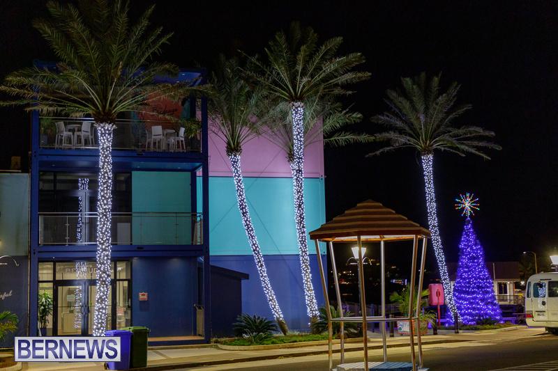 Bermuda Christmas Lights Decorations Hamilton Area 2020 DF 7