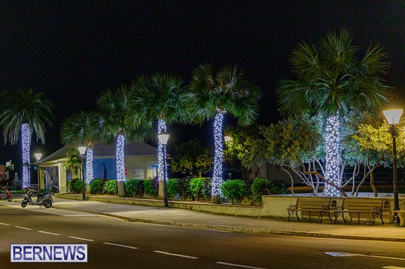 Bermuda Christmas Lights Decorations Hamilton Area 2020 DF 8