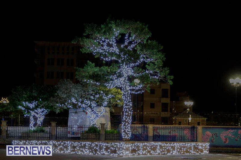Bermuda Christmas Lights Decorations Hamilton Area 2020 DF 9