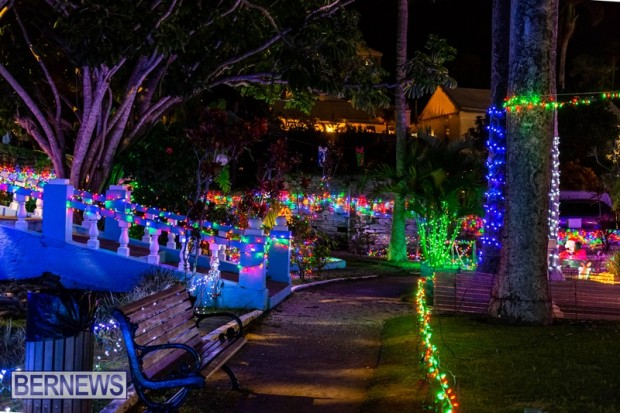 Bermuda St Georges Somers Garden Christmas Wonderland lights display 2020 holiday JS (2)