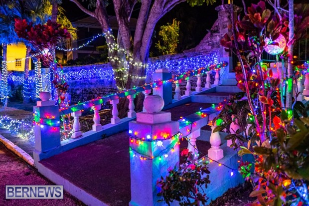 Bermuda St Georges Somers Garden Christmas Wonderland lights display 2020 holiday JS (9)