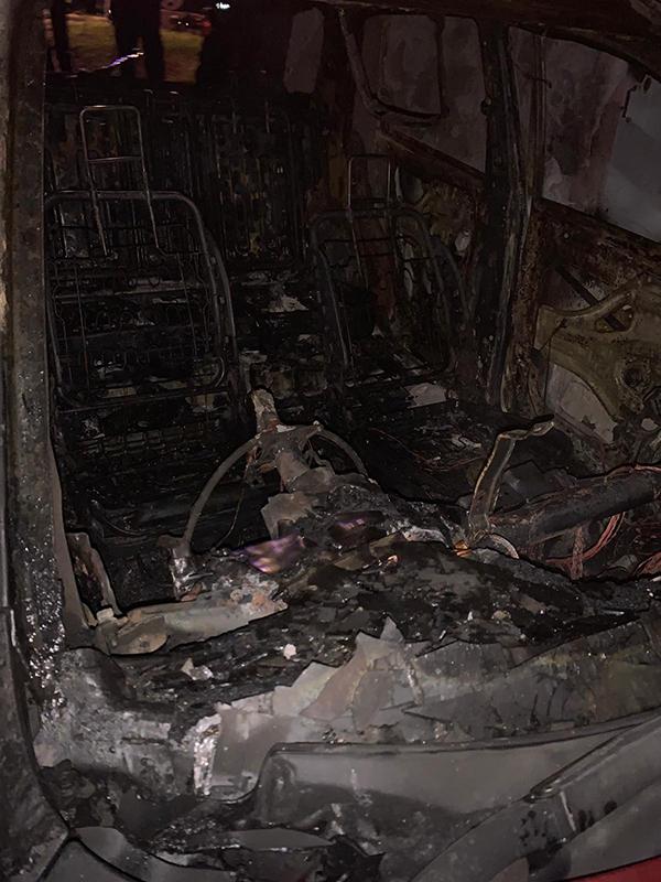 Car Explosion In St George's Bermuda Dec 2020 3