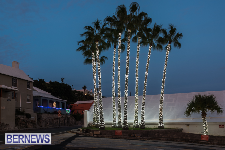 City of Hamilton Bermuda Christmas lights decorations Decemver 2020 JM (1)