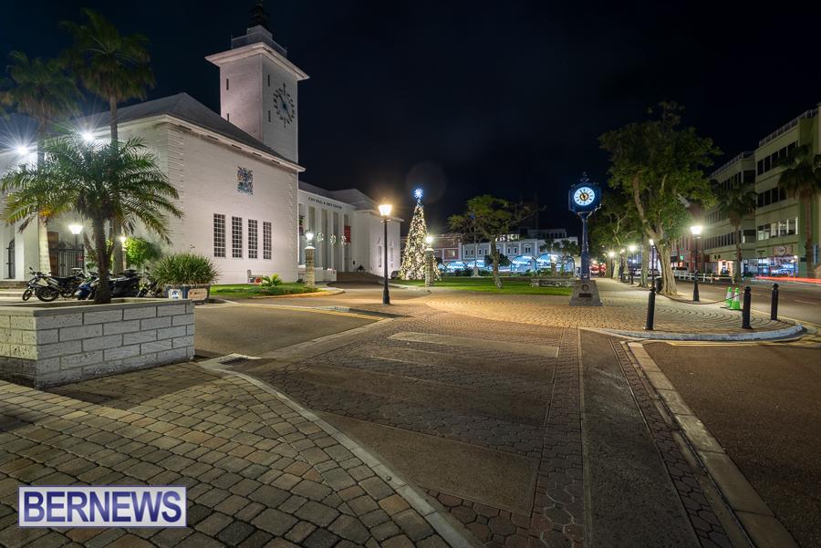City of Hamilton Bermuda Christmas lights decorations Decemver 2020 JM (11)