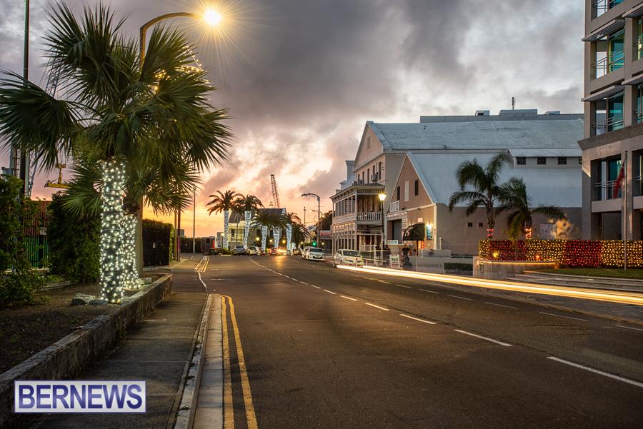 City of Hamilton Bermuda Christmas lights decorations Decemver 2020 JM (3)