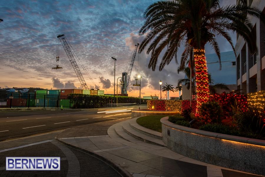 City of Hamilton Bermuda Christmas lights decorations Decemver 2020 JM (5)