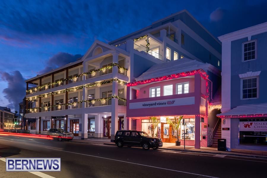 City of Hamilton Bermuda Christmas lights decorations Decemver 2020 JM (7)