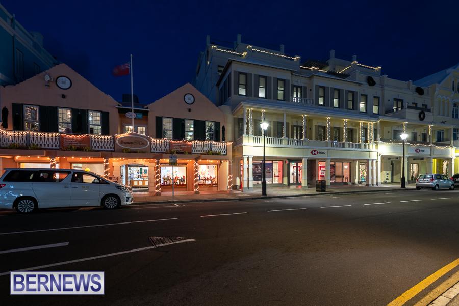 City of Hamilton Bermuda Christmas lights decorations Decemver 2020 JM (8)